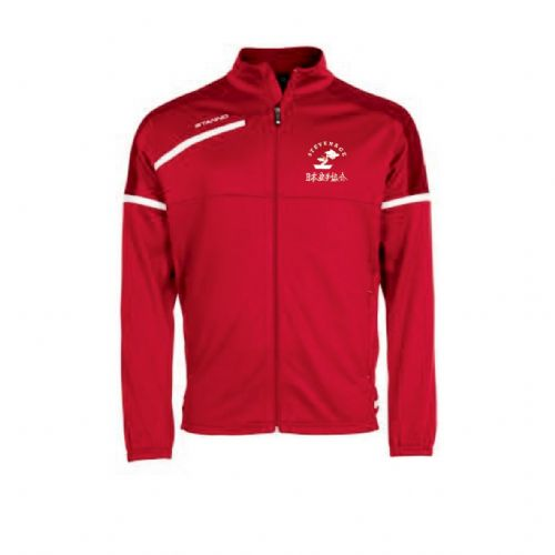 Stevenage Karate Full Zip Tracksuit Top Senior